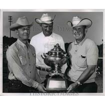 1983 Press Photo Pendleton Roundup - orb95720