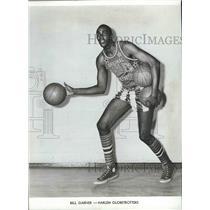 1966 Press Photo Bill Garner Harlem Globetrotters