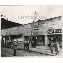1953 Press Photo Tacoma, Washington Fire Department - fux00227