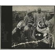 1932 Press Photo Scene During World War I - fux00384