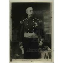 1918 Press Photo French general St. Claire Deville - nef39270