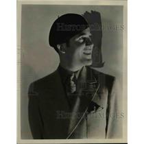 1929 Press Photo Jose Bohr, Director - nef45254