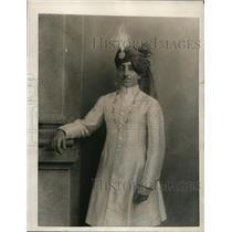 1923 Press Photo Lt.Raja Sukdev Singh of Poonch, Indian Rajah in London