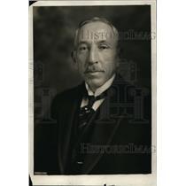 1921 Press Photo Hon.W.M.Hughes Premier of Australia - nef48839