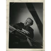 1919 Press Photo Erno Balogh, Pianist - nef55477