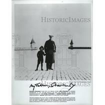 1915 Press Photo Soulima and Igor Stravinsky in Switzerland - nef57253