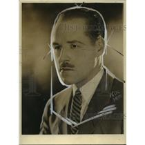 1923 Press Photo Jack Holt - nef58478