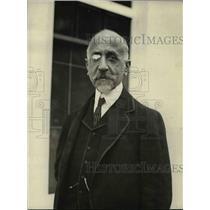 1924 Press Photo Jean Coundouriotis brother of President of Greece - nep02042
