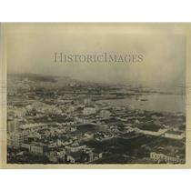 1935 Press Photo General View of Algiers, capital of Algeria - noz00298