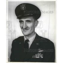 1963 Press Photo Col. Staryl C. Austin Jr. - orc18822