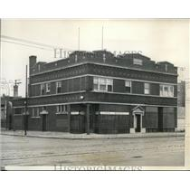1940 Press Photo Chicago Office German-American Bund, Teutonia Publishing Co.