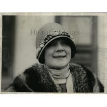 1926 Press Photo Mrs. Anthony Bimba, wife of Lithuanian editor- blasphemy trial