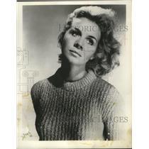 1963 Press Photo Salome Jens, actress - mja48240