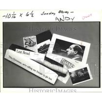 1990 Press Photo Advertising - A group of advertisements. - noa08818