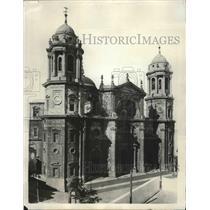 1931 Press Photo Architecture  - fux00905