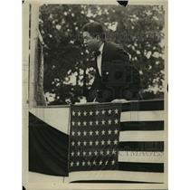 1925 Press Photo Robert M. LaFollette - mja41634