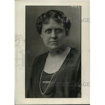 1925 Press Photo Ms Esther A Dunshee Chairman of Uniform Laws Concerning Women
