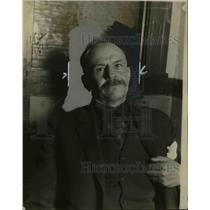 1924 Press Photo Richard R. Dodroun of Beloit, Wisconsin - nef45593