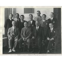 1929 Press Photo Daily News Band