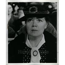 1942 Press Photo Journey For Margaret Actress Byington