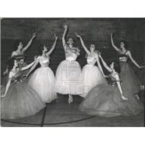 1938 Press Photo Denver Guard Opera Company La Candor
