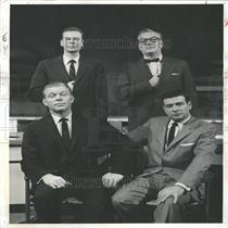 1959 Press Photo Jack Lescoulie Television Announcer