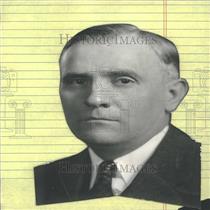1938 Press Photo Clarence L. Ireland Republican