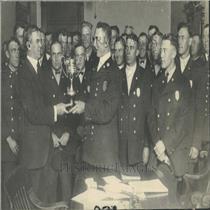 1921 Press Photo WP McPhee Downer Office John Healy - RRY29949