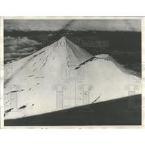 1932 Press Photo Pavlof Volcano In Alaska
