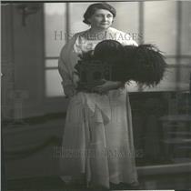 1931 Press Photo Senora Malbran, Wife of Ambassador