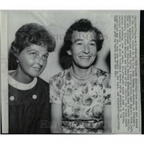 1958 Wire Photo The Nurses of Vietnam - spw01402