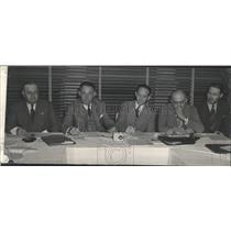 1940 Press Photo American Mining Congress in Colorado