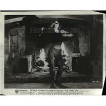 1949 Press Photo The Third Day starring Elizabeth Ashley - lfx02615