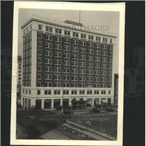1918 Press Photo Gallant building