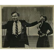 "1954 Press Photo Actor James Mason, Judy Garland in ""A Star Is Born"" - lfx04147"
