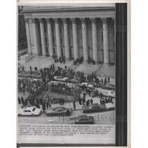 1927 Press Photo U.S. Court House Manhattan's Foley Squ
