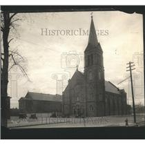 1922 Press Photo St. Elizabeth Church - RRY49245