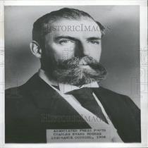 1906 Press Photo Charles Evans Hughes Insurance Counsel