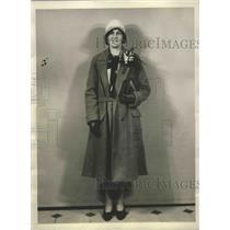 1930 Press Photo Maureen Circuit Metropolitan Woman Golf Champion - sbs00323