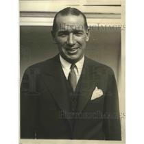 1930 Press Photo Leo Diegel Professional Golf Champion of the United States