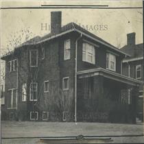 1935 Press Photo Helser American life insurance company