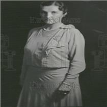 1931 Press Photo Mrs Michael Mac White Irish Free State