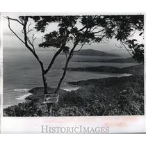 "Press Photo Virgin Islands ""Land for Sale"" Sign - ftx00587"