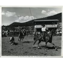 Press Photo Williams Lake Rodeo, Canada - ftx00619