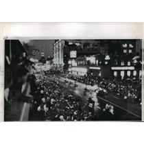 1962 Press Photo Shriners' Parade, Toronto, Canada - ftx00796