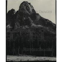 Press Photo Washington State New Proposed Highway - ftx00929