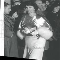 1932 Press Photo Mrs Jean Hersholt Anderseniana America