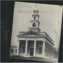 1931 Press Photo Oak Home Building