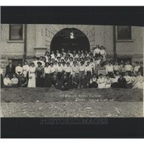 1909 Press Photo 12th District Institute Delta Colorado