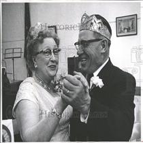 1966 Press Photo Golden Age Club of Denver Sovereigns